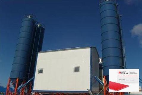 Бетонный завод и производственный комплекс - Фото 1