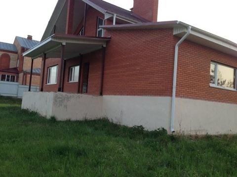 Продается двухэтажный кирпичный дом в д. Желудовка, р-н Детчино - Фото 3