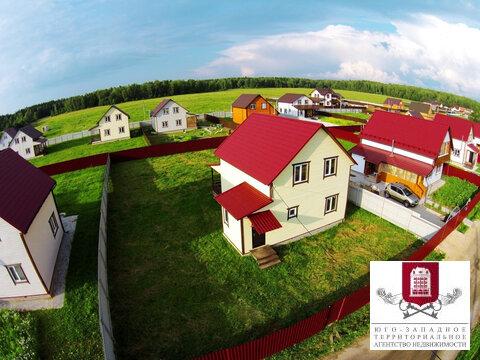 Продажа дома 140 м2 на участке 10 соток - Фото 1