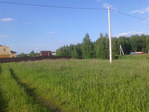 Земельный участок 15 сот. д.Красный Восход - Фото 3