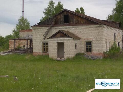 Продажа производственного помещения, Лукояновский район, Пионерская .