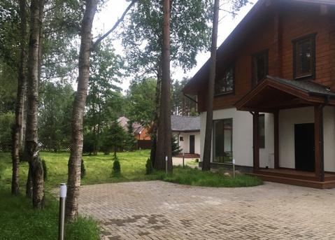 Аренда дома, Зеленогорск, м. Старая деревня, Ул. Комсомольская - Фото 1