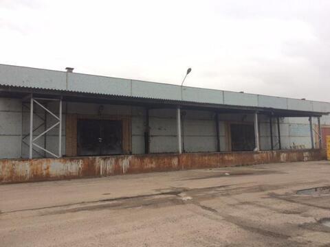 Сдам склады в аренду от 600 до 4800 кв.м. - Фото 1
