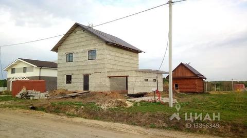 Дом в Тюменская область, Тюменский район, с. Кулига ул. Бирюзовая . - Фото 1