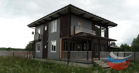Новый дом 200 кв.м. 11 сот 89 км от МКАД Ярославское ш. - Фото 1