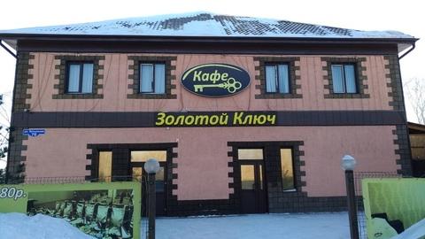 Здание с кафе и гостиницей - Фото 2