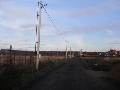 Участок 10с в Благовещенском, свет, газ, тихо, лес, 40 км от МКАД - Фото 5