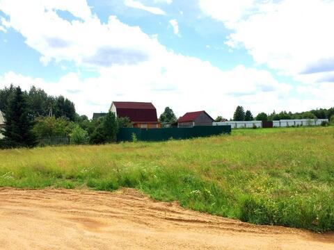 Участок 7 соток, д. Сазонки, 39км. от МКАД по Дмитровскому шоссе - Фото 2
