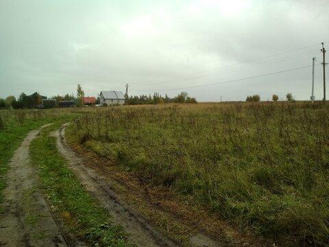 Земельный участок 15 сот. в 9 км от г. Псков, дер. Селище - Фото 5