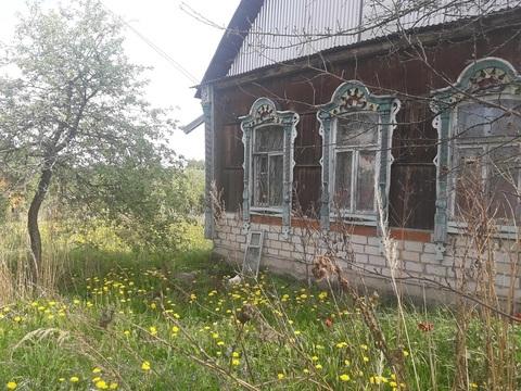 Продается жилой дом! В тихом зелёном районе: вокруг леса, речка, пруд - Фото 1