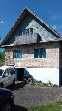 Продажа дома с земельным участком в деревне Белая Гора - Фото 1