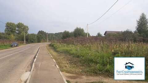 Участок ИЖС 25 соток рядом с Москва рекой и пгт. Тучково - Фото 5