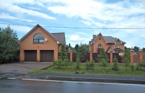 Продаётся 2-х этажный дом д.Белоусово. 54 км Киевского шоссе - Фото 1