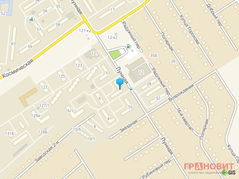 Продажа квартиры, Бердск, Ул. Лунная, Купить квартиру в Бердске, ID объекта - 333308676 - Фото 1