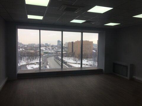 Офисный блок 550 м2 в БЦ класса А - Фото 1