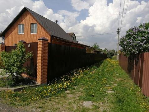 Продается земельный участок, Балашиха, 9 сот - Фото 1