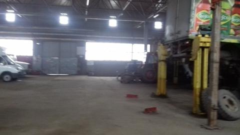 Аренда 1200 кв производство грузовой сервис - Фото 3