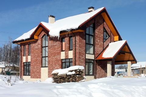 Кирпичный дом под ключ по индивидуальному проекту в поселке Гайд Парк - Фото 3