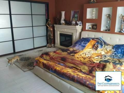 Дом из кирпича 200 м, все коммуникации, мебель, сауна, бар, гараж, бассейн - Фото 2