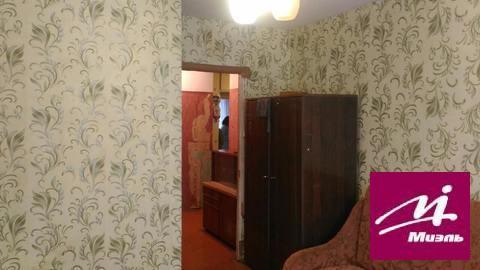 Перспективная комната в 2-комнатной квартире Воскресенск, Быковского - Фото 1