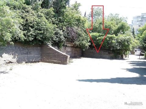 Ровный земельный участок в Ялте, Массандра, 1 сотка. - Фото 2