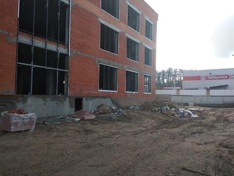 Торгово-офисное помещение 100 кв.м. Первая линия на Киевском шоссе - Фото 5