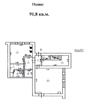 В долгосрочную аренду торговое помещение общей площадью 1030 кв.м. - Фото 2