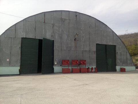 Утеплённый склад-ангар 1070кв.м.в Кирилловской промзоне. - Фото 5