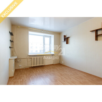 Продажа комнаты на 5/5 этаже на ул. Жуковского, д. 63 - Фото 1