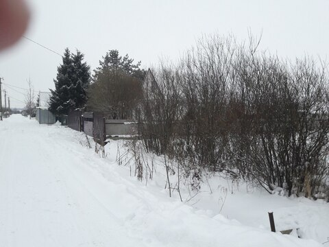 Гатчинский район д. Ивановка сад-во Ижора. Продам участок 9 соток . - Фото 1
