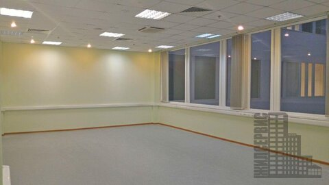 Офис 68 метров в бизнес-центре у метро Калужская, парковка, охрана - Фото 5