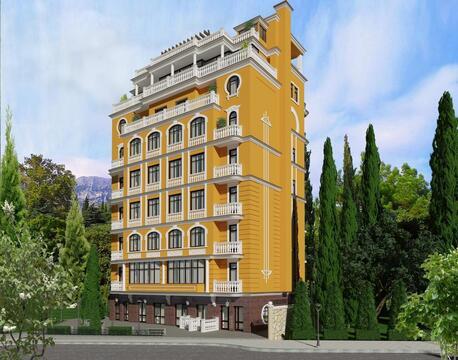1-комнатная квартира студийной планировки в самом центре города - Фото 1