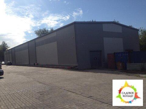 Предлагаем к аренде теплый склад 2015 года постройки общей площадью 18 - Фото 1