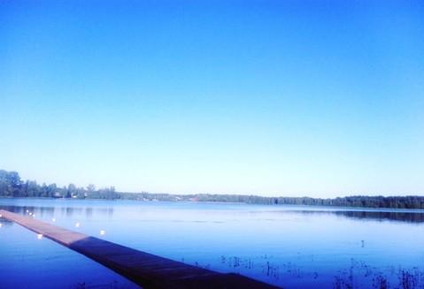 Участок 13.5 соток в д.Озерки, Клепиковского района, Рязанской области. - Фото 2