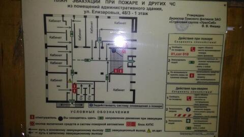 Продается Нежилое помещение. , Томск город, улица Елизаровых 48/3 - Фото 3