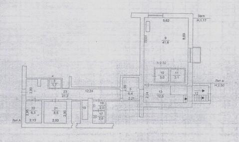 Продается нежилое помещение площадью 115,3кв.м. - Фото 2