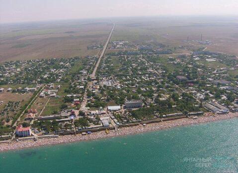 Продается участок 4,691 га под строительство гостиницы в п. Николаевка - Фото 1
