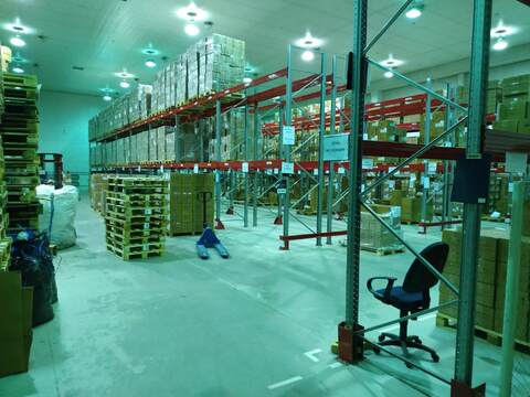 Аптечный склад 1007 кв.м, полностью под лицензию - Фото 1