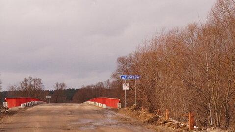 Продается земля 4,2 га с.Высокиничи Жуковский р-н - Фото 3