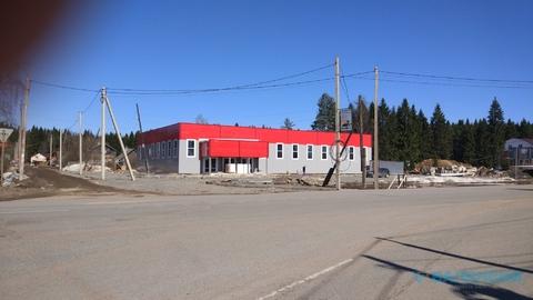 Продается здание д. Агалатово, Приозерское ш, д.10, нф, 950,9м2, 1эт - Фото 2