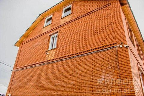 Продажа таунхауса, Новосибирск, Ул. 5 Декабря - Фото 1