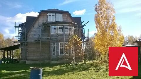 Дом в СНТ Полянка, 5 км. от г. Дубна, Тверская область, Кимрский р-н - Фото 1