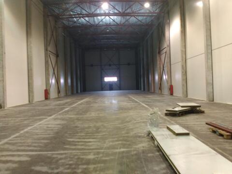 Новое помещение 1300 кв.м, отдельно стоящее здание - Фото 1