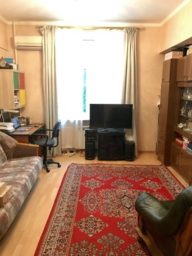 Продажа 1-комнатной квартиры в Хамовниках М. Пироговская дом 25 - Фото 3
