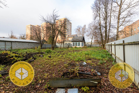 Участок 9 соток, Звенигород, ул. Герцена 11, все коммуникации - Фото 2