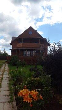 Уютный дом в 4 км от Дубны, баня, гараж, река Волга - Фото 1