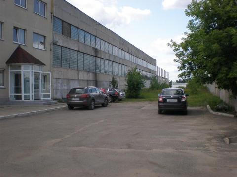 Производственно-складской комплекс 14 206 кв.м. - Фото 3