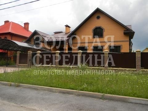 Продам 2 - этажный коттедж. Старый Оскол, Дубрава - Фото 1