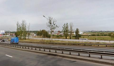 Участок 3 га на Пулковском шоссе - Фото 1