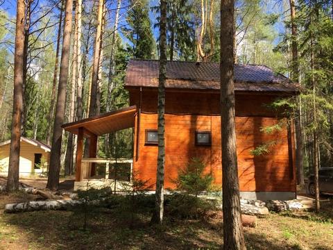 Новый дом хвойный лес на своем участке и берег Волги - Фото 5